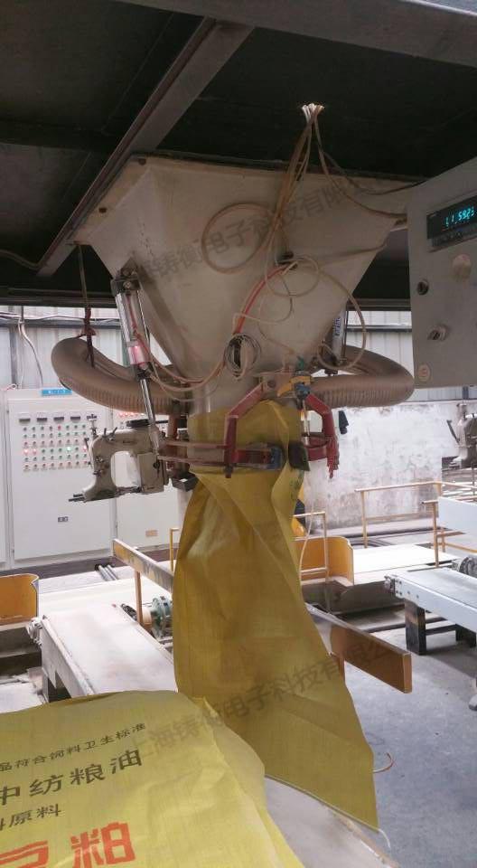 DCS悬挂式包装秤