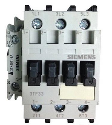 西门子交流接触器3tf3300-0xm0