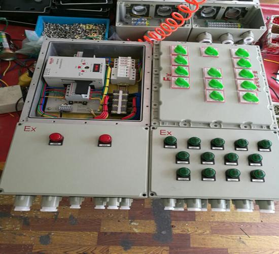 防爆起动箱,防爆电机起动器,防爆软起动,防爆变频箱,防爆星三角起动箱