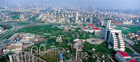 芜湖万台山风景区
