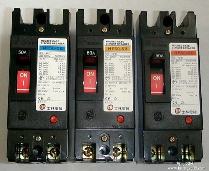 电机按钮启动带故障灯接线图
