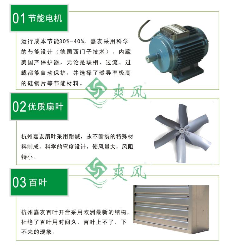负压风机采用节能电机