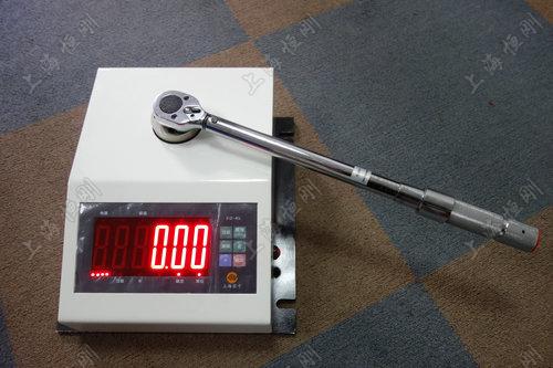 便携式高精度扭力扳手检定装置