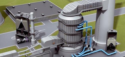 煤电厂湿法烟气脱硫工艺之红外烟气分析仪