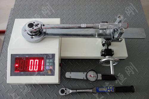 力矩扳手检测仪(测试预置式扭力扳手)图片
