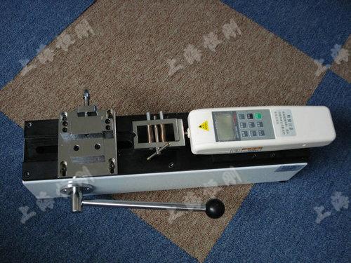 手动线束端子拉力测试器图片