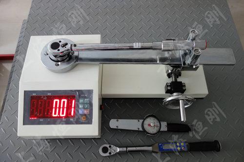 数显力矩扳手检定仪