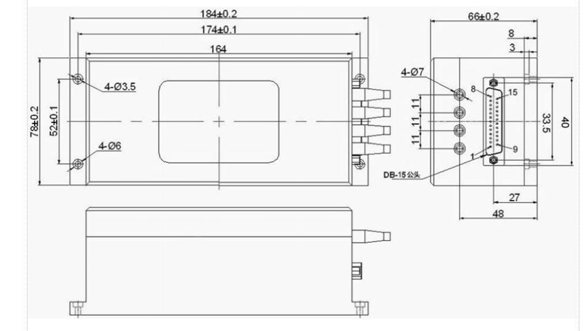 产品库 仪器仪表 光学仪器 光学测量仪 ch-osw-1x64 灿辉通信厂家供应