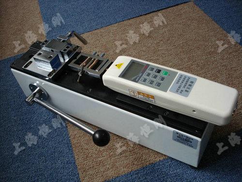 线束端子拉压力试验机图片