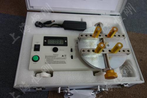 自立袋旋盖力矩测试仪图片