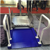 DCS-HT-Y张家口300kg医院轮椅秤 医疗轮椅电子磅秤