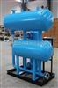 蒸汽疏水自动加压器凝结水回收过程